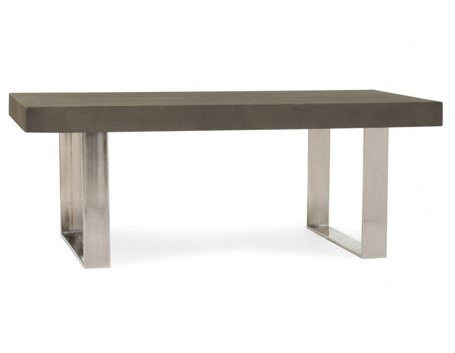 Latur table basse en béton tables de salon salon structube