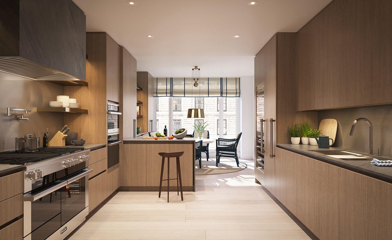 New York City\'s latest crop of luxury residential developments