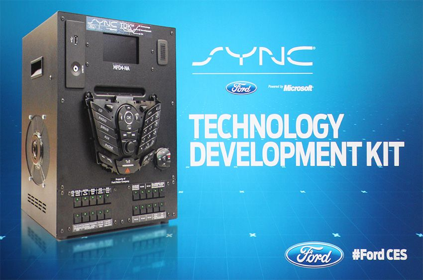 Ford Developer Program Ford Launches App Development Program At Ces Ford Sync Development Programs Ford