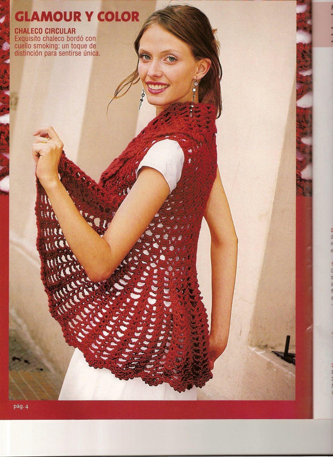 crochet patrones gratis español - Buscar con Google | tejido ...