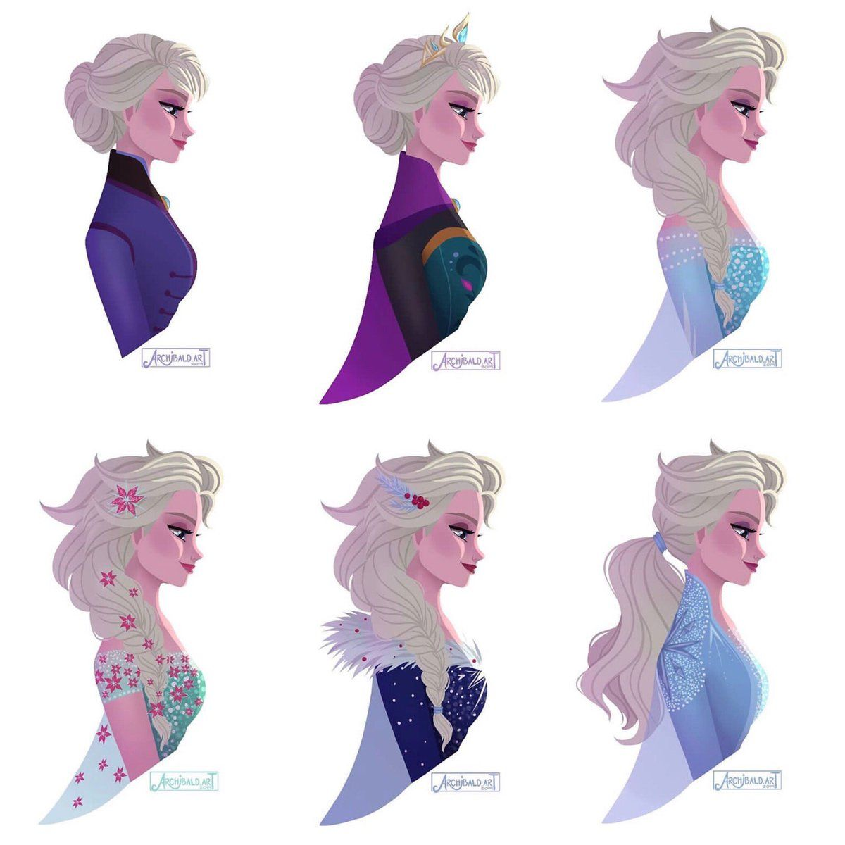 Frozen2 Hashtag On Twitter Disney Princess Art Disney Drawings Disney Art