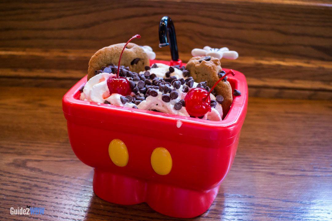Plaza Ice Cream Parlor Guide2wdw Disney Desserts Ice Cream Parlor Disney Restaurants