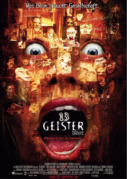 Geister Horrorfilme