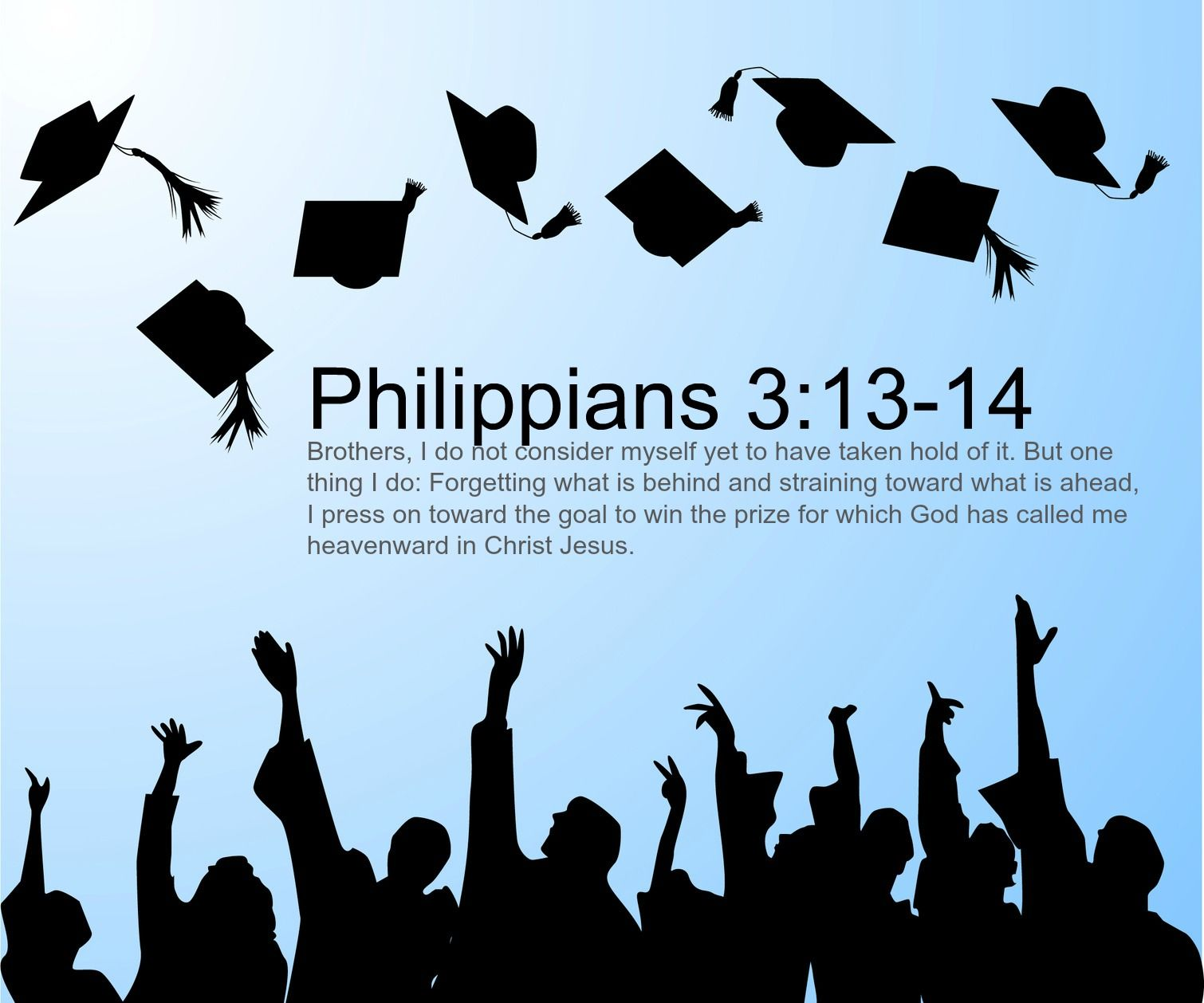 Small Of Graduation Bible Verses
