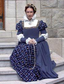 Elizabethan garb