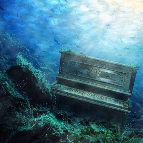 Beautiful Places Underwater: Pianos & Harpsichords