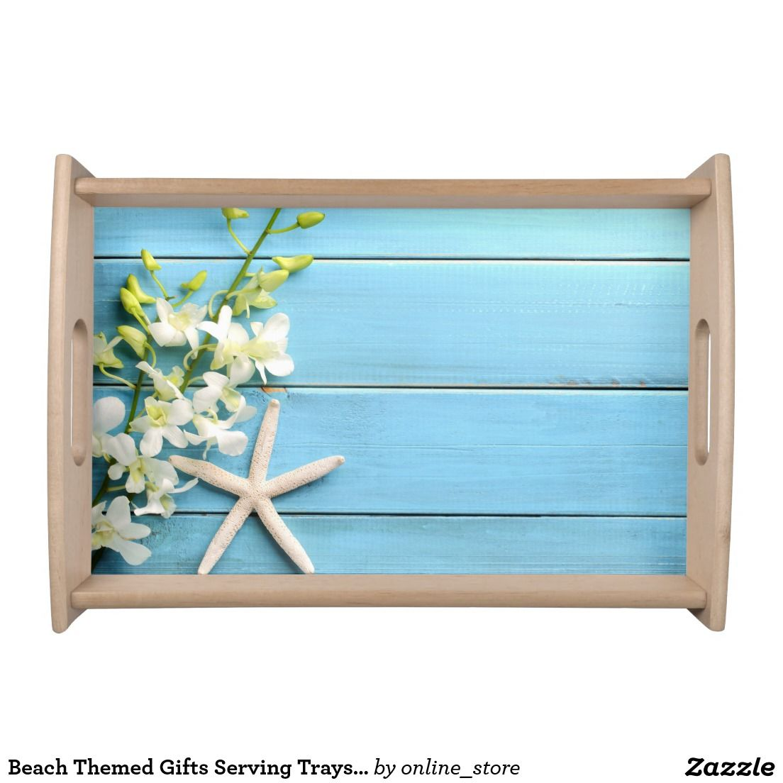 your custom small serving tray zazzle gifts for everyone