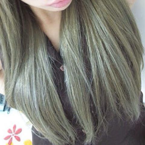 Pin By Shuusha Murad On Hair Color Green Hair Hair Streaks Hair Highlights
