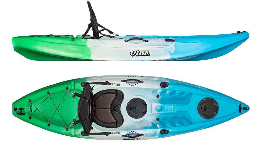 Vibe Skipjack 90 Kayak Package **********No Shipping on