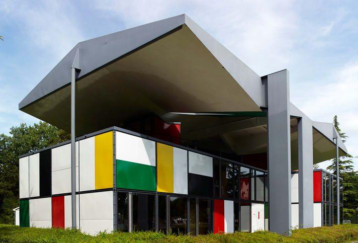Pavillon Du0027exposition ZHLC (Maison De Lu0027Homme), Zurich, Suisse