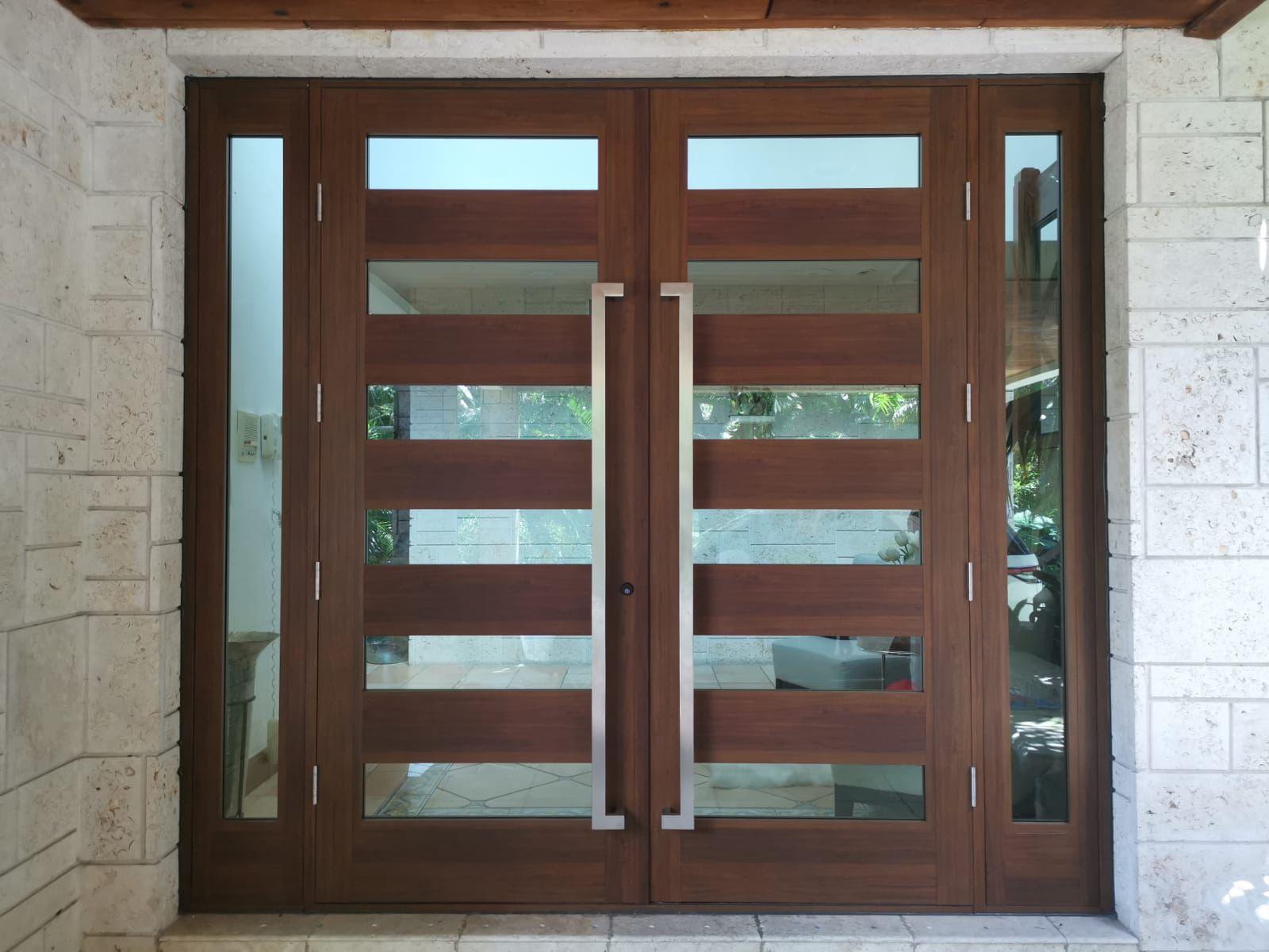 Custom Impact Font Door Impact Doors Door Installation Hurricane Impact Windows