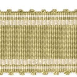"DECORATIVE TRIM 2 1/8"" TAPE GRASS 300877 - Charlotte Moss Trimmings - Trimmings - Calico Corners"