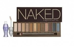 My favorite eye shadow palette from Urban Decay