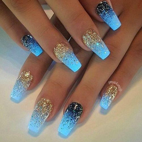 Best Nail Designs 53 Best Nail Designs For 2018 With Images Swag Nails Unique Nails Trendy Nails