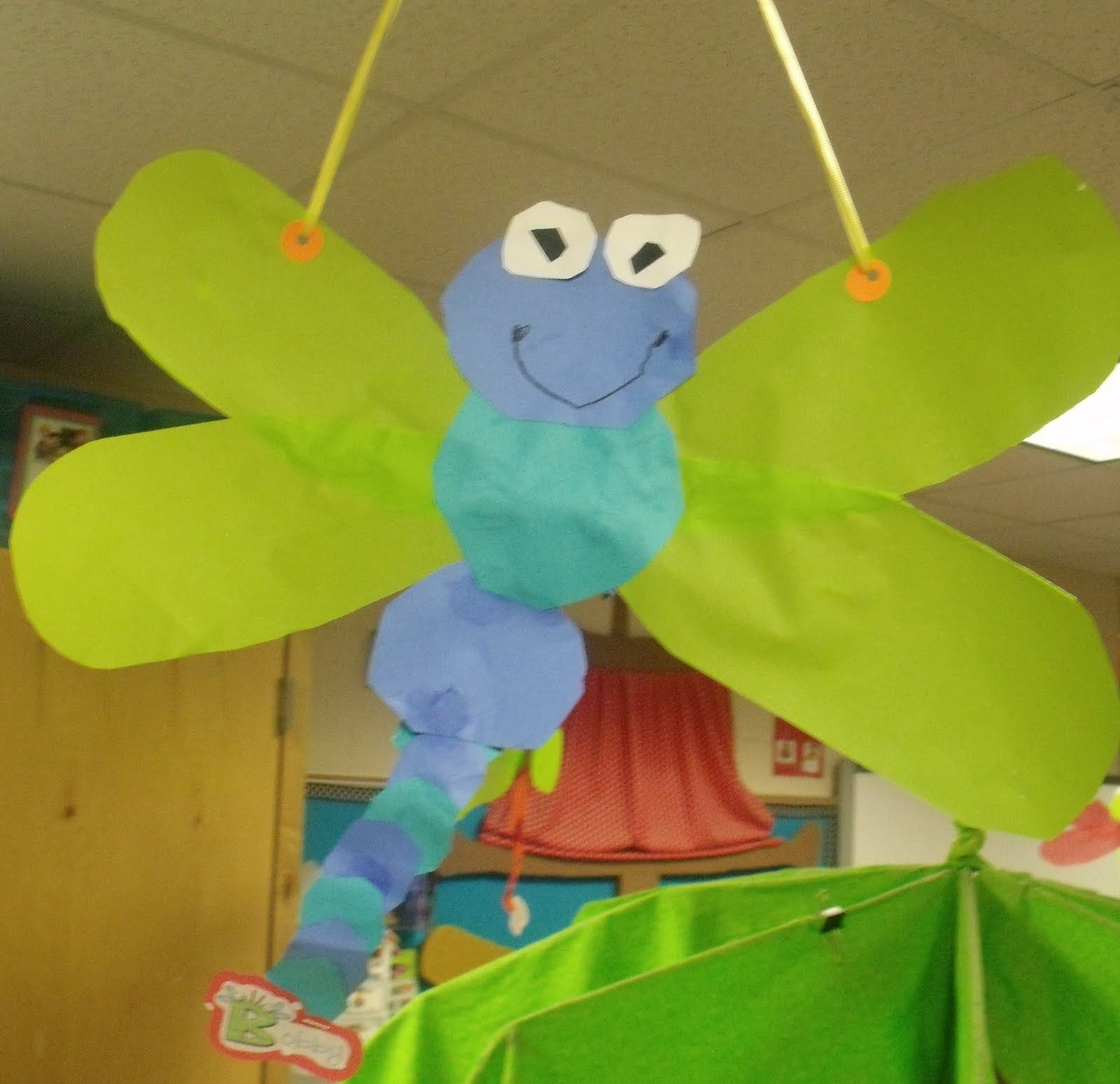 Mrs jumps class search results for chit chat animals crafs dragonfly craft would be cute to do contact paper cut out in wings with assorted colors of tissue paper jeuxipadfo Gallery