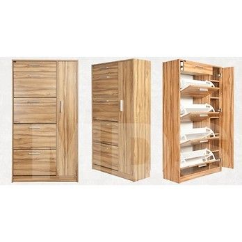Malta Szafka Na Buty Cztery Dwurzedowe Kosze Room Divider Furniture Decor
