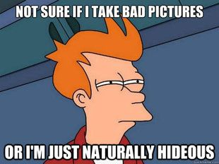 Gahhh, I feel like this all the time. This explains why my photo updates are few and far between.