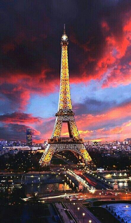 A City Alive With Excitement And P Ion Paris Parislove