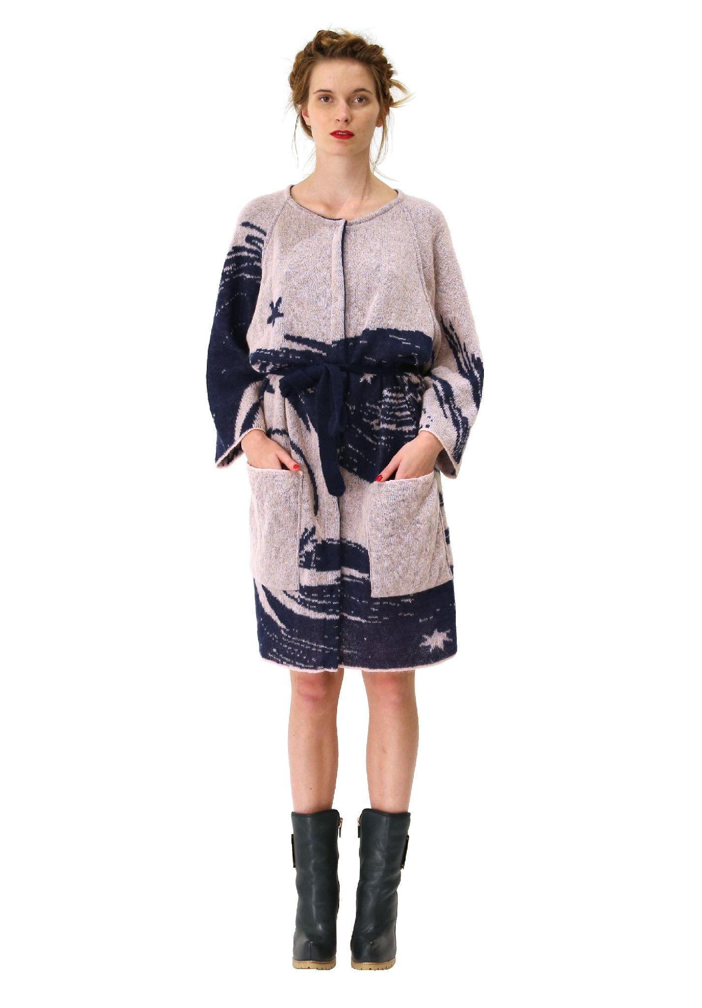 Myrsky knit. Shop: http://shop.ivanahelsinki.com/collections/moomin-by-ivana-helsinki/products/myrksy