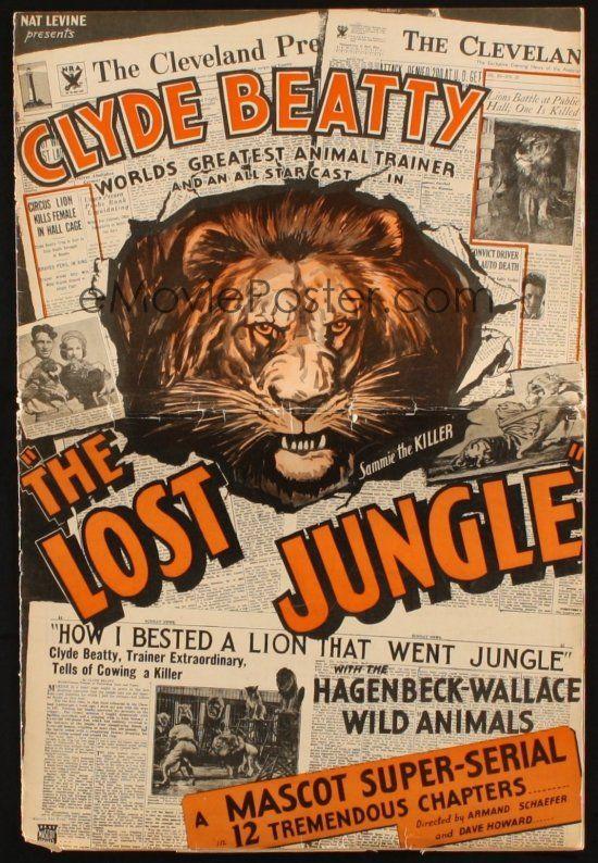 The Lost Jungle (1936)