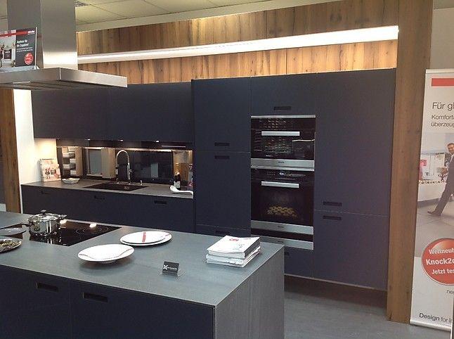 next125-Musterküche Moderne Designer Küche Ausstellungsküche in