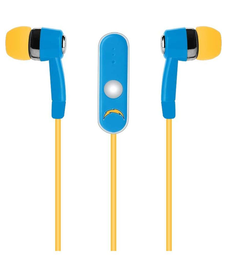 Mizco San Diego Chargers Earbuds