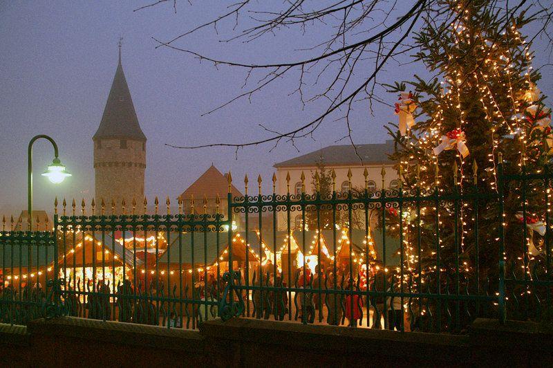 Bad Homburg Weihnachtsmarkt 2021