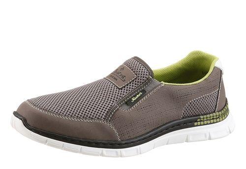 Rieker Herren Sneaker Mit Memo Soft Funktion Grau 04020931017522 Inkl Mwst Versand Kostenlos Zapatos Deportes Caballeros