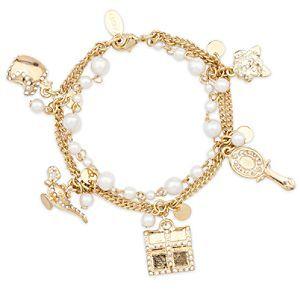 Disney Princess Charm Bracelet Fairytale Designer Collection