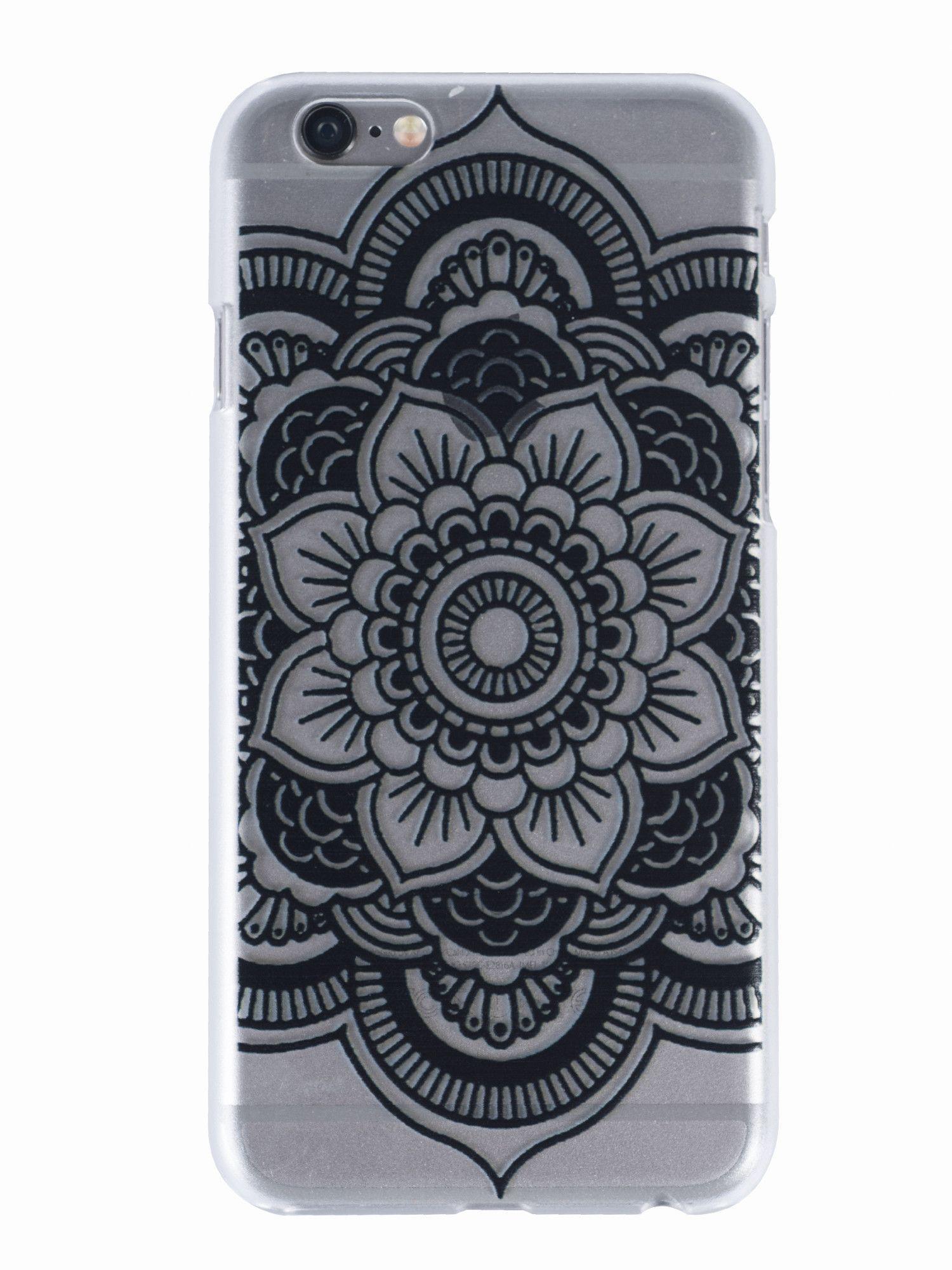 Rose Mandala iPhone 6 Case.  5c110e77da4