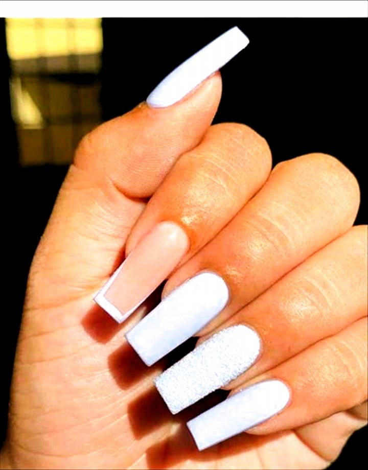 Photo of 76 Charming Acrylic Nails for Long Nails and Short Nails