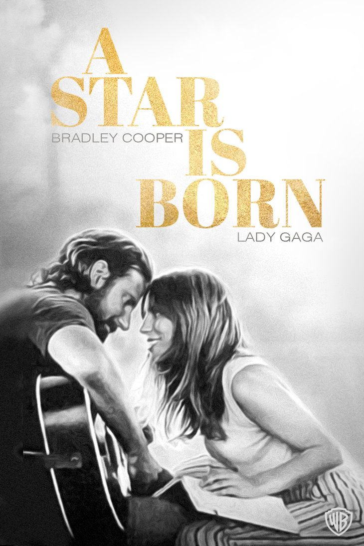 Bildresultat för a star is born poster