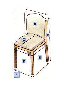 Relativ Stuhlhussen: So wird´s gemacht | Stuhl Bezug Selbermachen KM74