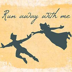 art peter pan silhouette pourvoustoujours | Peter Pan ...