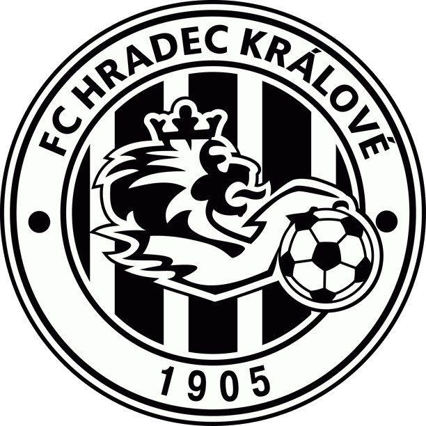 FC Hradec Králové | Country: Česká republika / Czech Republic. País: República Checa. | Founded/Fundado: 1905 | Badge/Crest/Logo/Escudo.