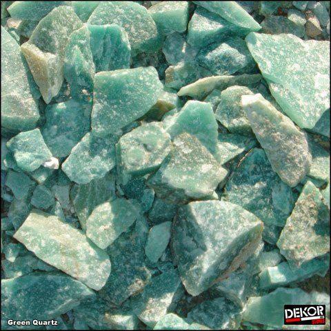 : Green Quartz