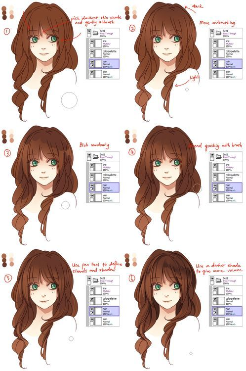 Pin By Ketchum96 On Drawing Tips And Tutorials Digital Painting Tutorials Digital Art Tutorial Drawings