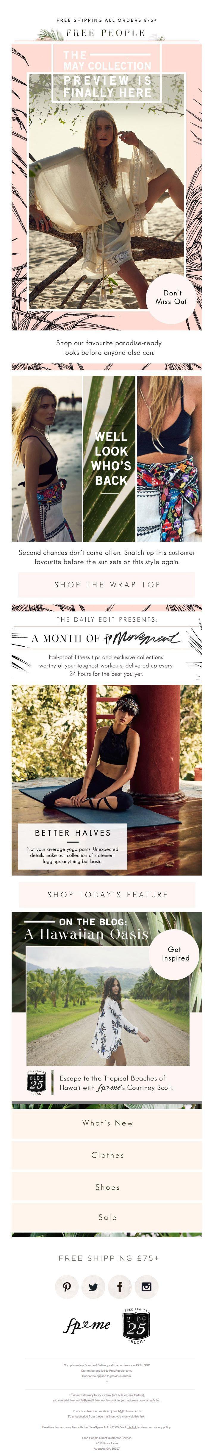 free fitness newsletter templates