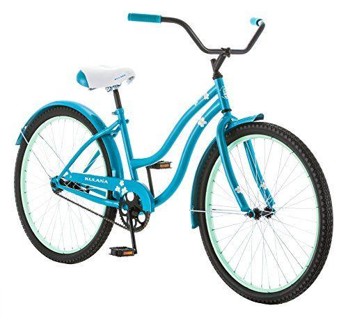 Kulana Hiku Cruiser Bike 26 Inch Wheels Blue Bicicletas De