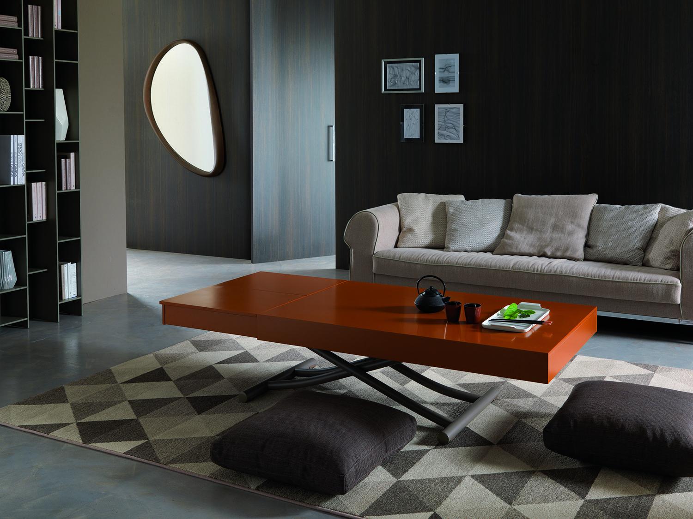 Tisch Modern Design ein moderner wandelbarer couchtisch ozzio tisch table