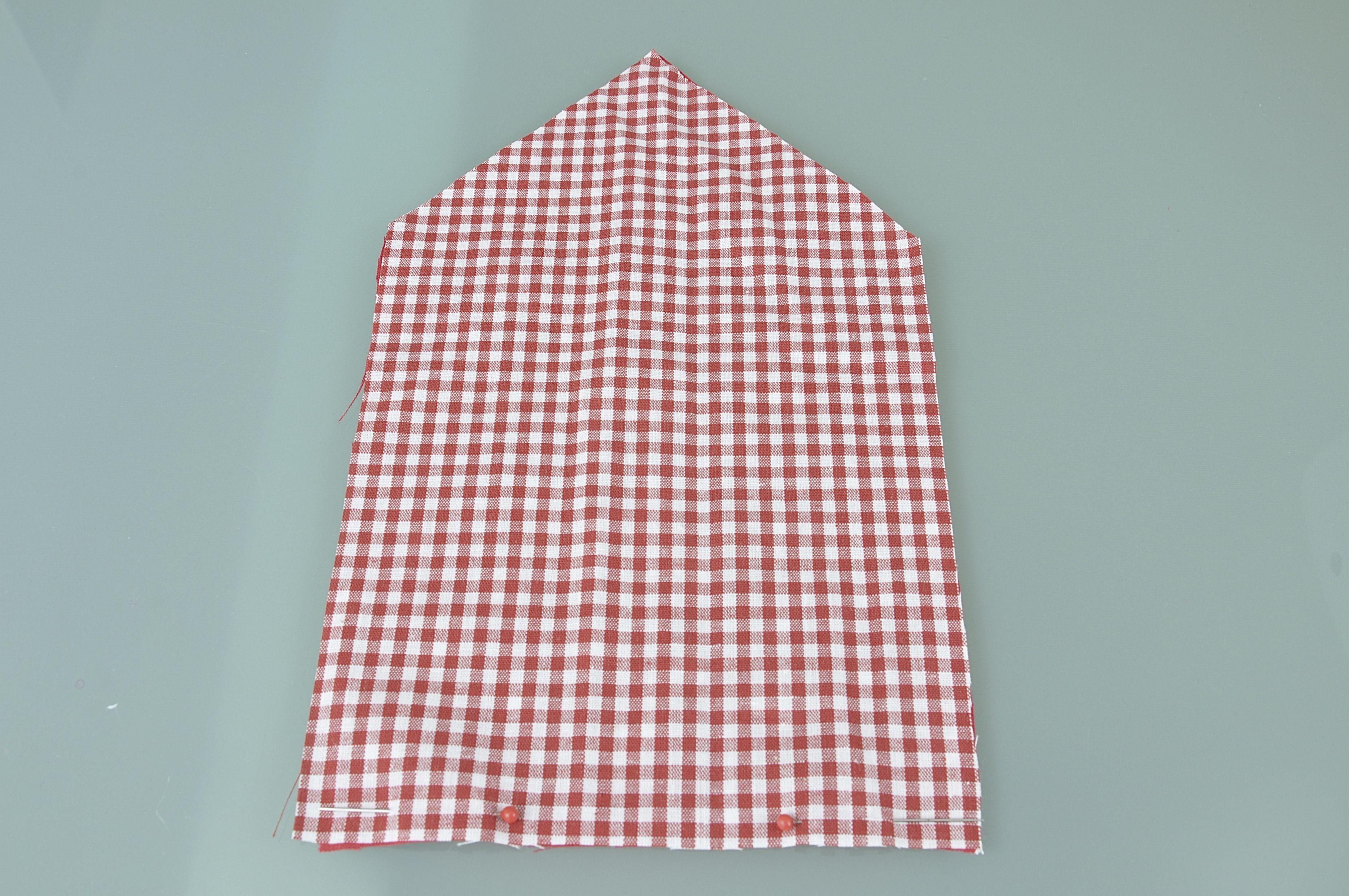 Kleine Tasche Nähen - Schnittmuster & Anleitung
