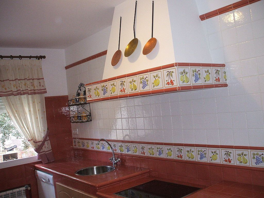 Cocinas rusticas buscar con google casas rusticas pinterest searching - Cocinas camperas rusticas ...