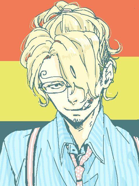 One Piece, Sanji.