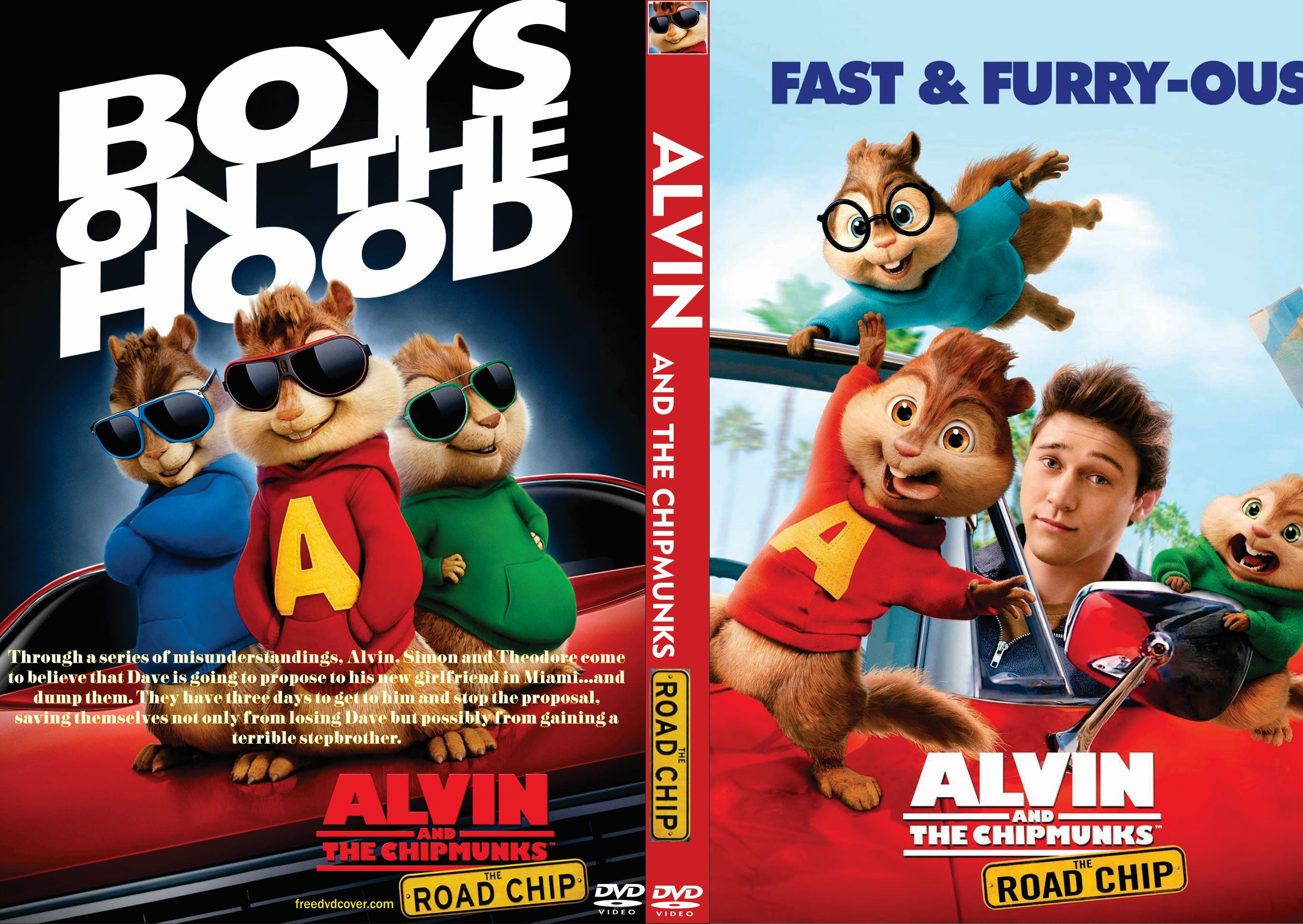 I Took My Son Daughter To Watch This Movie They Enjoyed It 8 Alvin And The Chipmunks Alvin And Chipmunks Movie Chipmunks
