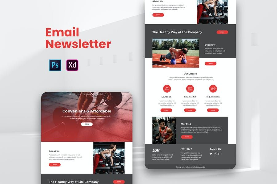 Steel Social Media Graphic Templates Design Template Place Email Marketing Template Email Newsletter Template Email Newsletter Design Social media web templates