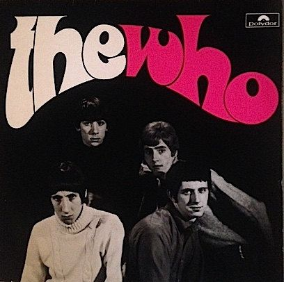 Vintage Vinyl - RARE Holland Import - The Who