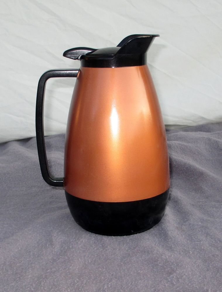 Insulated Coffee Carafe Service Ideas Thermo Serv Restaurant Equipment 1 Liter