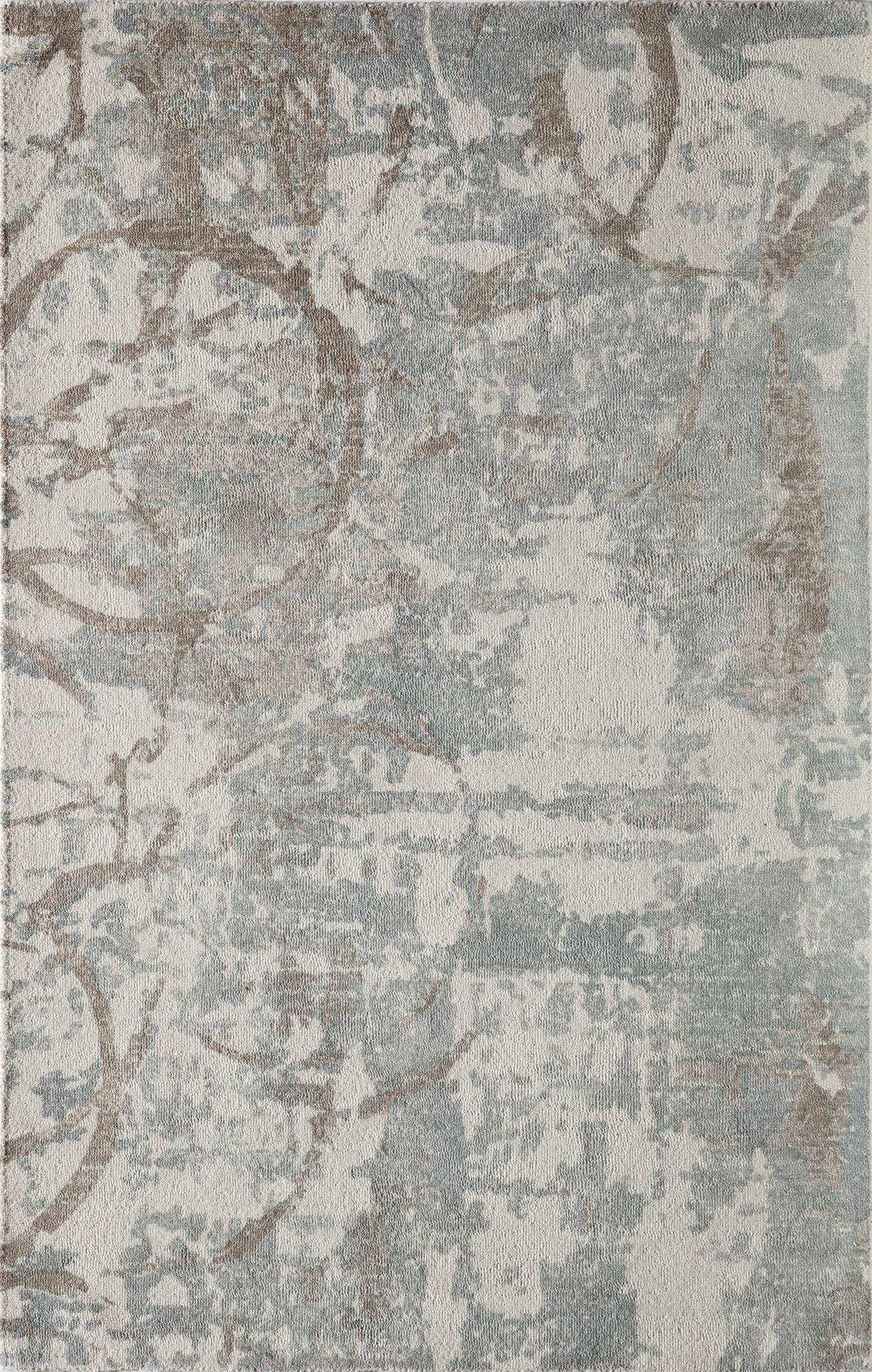 Stanford Hand Tufted Graybeige Area Rug