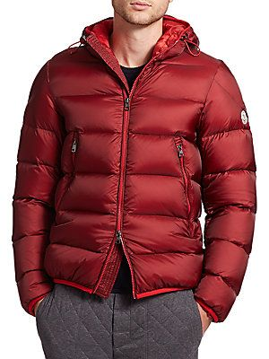 a042bbd8b Moncler Chauvon Hooded Down Jacket | Rome Sights and Scenes in 2019 ...