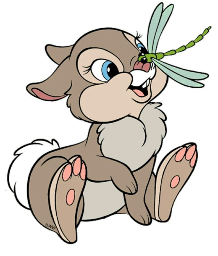 Картинки с животными для детей нарисованные цветные из мультиков